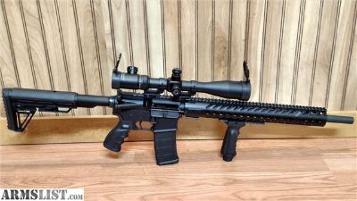 For Sale/Trade: Custom Bull AR15 223 Wylde
