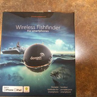 Wireless Fishfinder