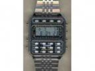 Casio Cfx Scientific Watch - Price: $