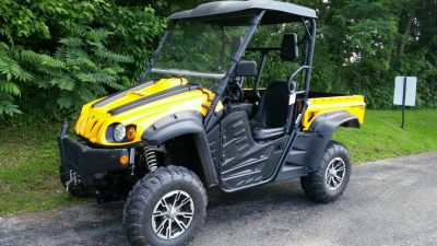 2016 Cub Cadet Challenger 500 Utility SxS Utility Vehicles Hermitage, PA