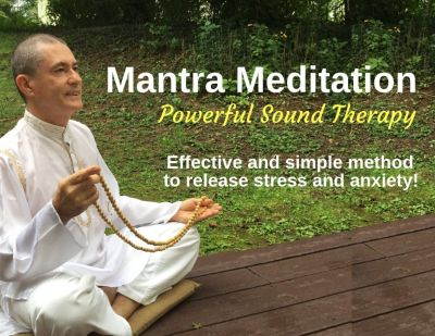 Mantra Meditation - Sonic Therapy