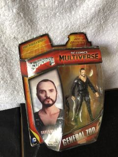 General Zod Action Figure