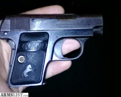 For Sale/Trade: Colt classic .25 automatic