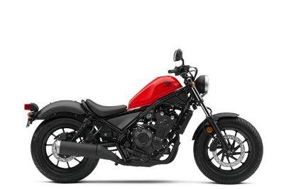 2017 Honda Rebel 500 Cruiser Motorcycles North Reading, MA