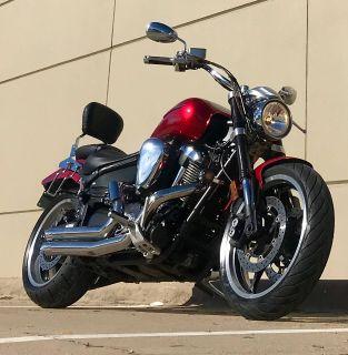 2006 Yamaha Warrior Cruiser Motorcycles Plano, TX