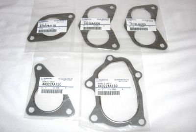 Find Subaru WRX Forester Outback XT Legacy GT Turbo Genuine Exhaust Manifold Gaskets motorcycle in San Francisco, California, United States, for US $65.00