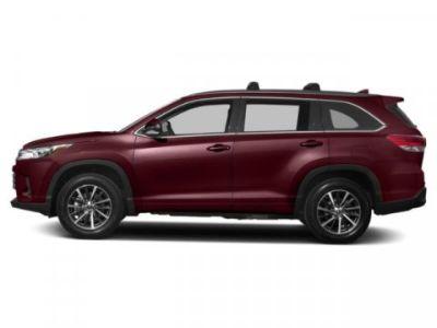 2019 Toyota Highlander XLE (Ooh La La Rouge Mica)