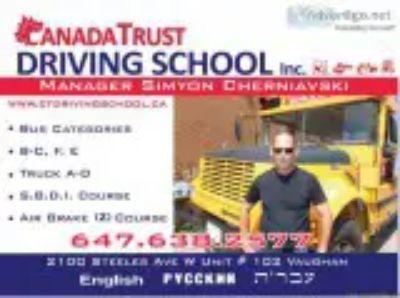 School Bus Driver Improvement Course - (SBDIC)