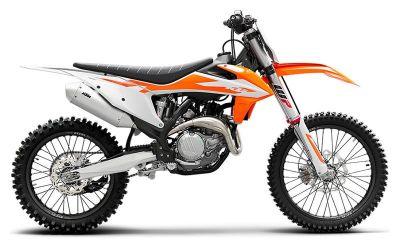2020 KTM 450 SX-F Motocross Off Road Johnson City, TN
