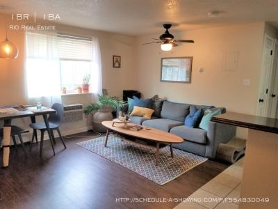 Beautiful One Bedroom, Renovated, First Floor, Spacious Layout In Amazing Location Available!!!