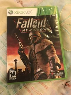 Fall Out New Vegas ~ XBOX 360