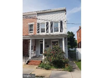3 Bed 1.5 Bath Foreclosure Property in Frederick, MD 21701 - Madison St