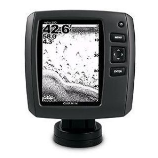 "Sell NEW Garmin Echo 200 Fish Depth Finder Sounder 5"" Display Dual Beam Transducer motorcycle in Spring Hill, Florida, US, for US $153.95"