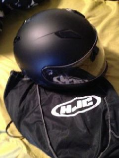 $75 HJC CL-15 Crypt Motorcycle Helmet - Men's Size Small