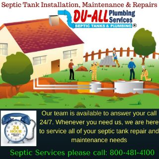 Septic Tank Maintenance and Repairs in Florida