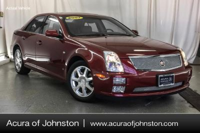 2007 Cadillac STS Base (INFRARED PREMIUM PAINT)