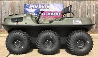 2018 Argo Frontier 6x6 SE Utility ATVs Katy, TX