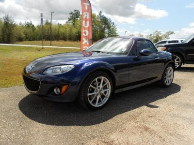 2010 Mazda MX-5 Miata Touring (Blue)