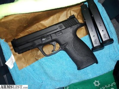 For Trade: BNIB M&P 9 for G22 or G27