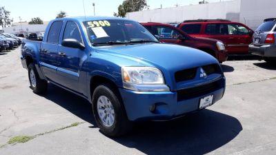 2006 Mitsubishi Raider LS (Blue)