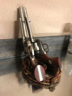Rustic Western Guns Decoration. Bought in Houston