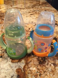 Nil sippy cups