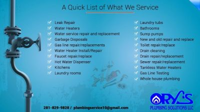 24/7 LOCAL PLUMBER - AFFORDABLE PLUMBING SERVICES - RELIABLE PLUMBERS!