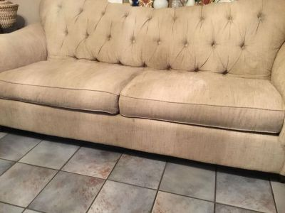 Couch for sale jones creek pick up