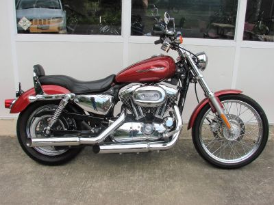 2006 Harley-Davidson XL 1200C Sportster Custom Street Motorcycle Williamstown, NJ