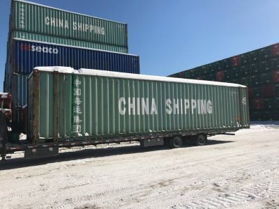 Shipping Containers starting at $2,700