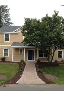 House for rent in Saratoga Springs.