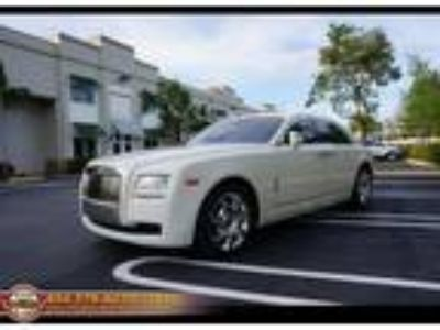 2013 Rolls-Royce Ghost 6.6L Twin Turbo V12 563hp 575ft. lbs.