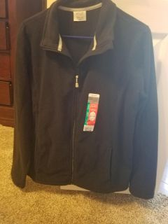 Fleece jacket cleaning out close5
