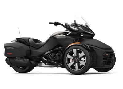 2018 Can-Am Spyder F3-T 3 Wheel Motorcycle Motorcycles Castaic, CA