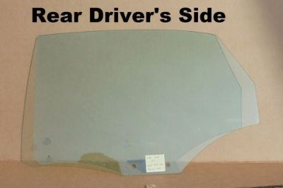 Find 2015 2016 AUDI A3 Left Driver's Side Rear Back Door OEM Glass Window motorcycle in East Bridgewater, Massachusetts, United States, for US $49.99