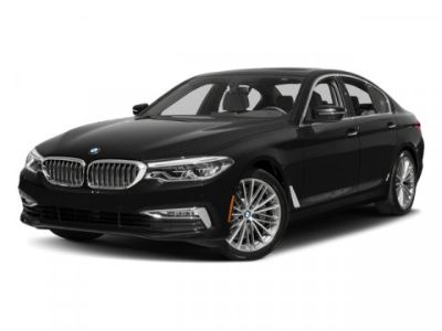 2018 BMW 5-Series 540i xDrive (BLACK-S)