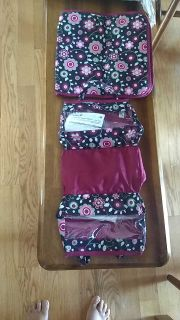 Brand new Nursery collection includes diaper pad and a bag for bottles