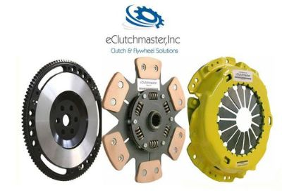 Buy eCLUTCHMASTER STAGE 2 PHASE CLUTCH+FLYWHEEL KIT Fits 03-09 ELEMENT 2.4L-L4 DOHC motorcycle in La Habra, California, United States, for US $229.56