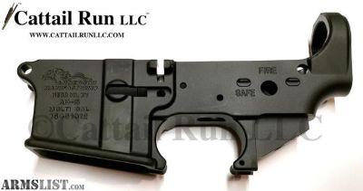 For Sale: Anderson Stripped Lower Receiver AR15