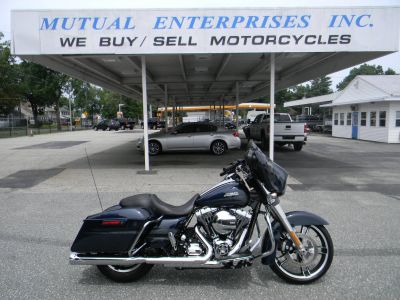 2016 Harley-Davidson Street Glide Special Touring Motorcycles Springfield, MA