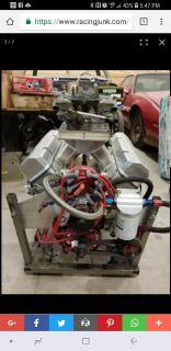 310 Tom Martino motor