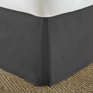 Black Bed Skirt for Double Bed
