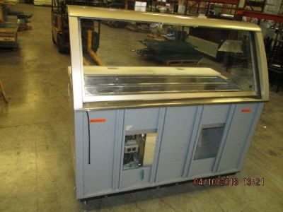 "Duke 60"" Sandwich Refrigerated Prep Table RTR# 8033602-06"