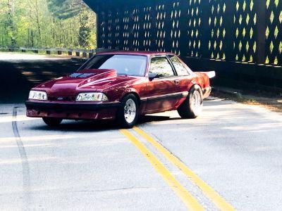 90 Mustang 101mm Turbo