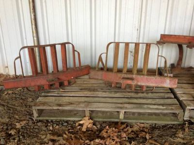Tractor Brush Guards(MAKE OFFER) (SHREVEPORT)