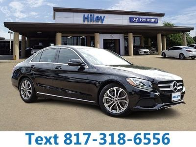 2017 Mercedes-Benz C-Class C 300 (Obsidian Black Metallic)