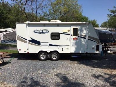 2009 Starcraft Travel Star 21 SSO