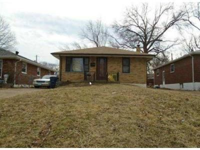 2 Bed 1 Bath Foreclosure Property in Saint Louis, MO 63134 - Gedde Ave