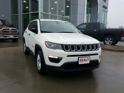 2018 Jeep Compass Sport (White Clearcoat)