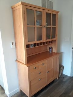 China cabinet/ Kitchen Cabinet / Display Cabinets